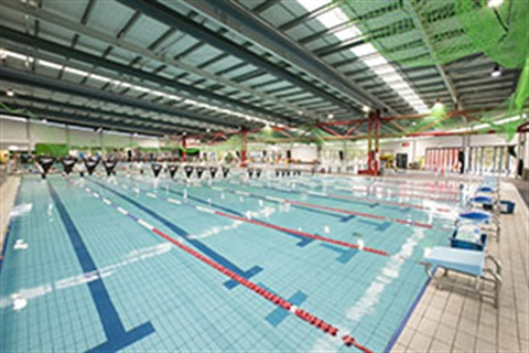 50 metre indoor pool 2