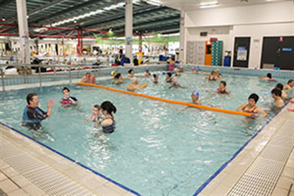 Warm Water Pool Availability Maribyrnong City Council