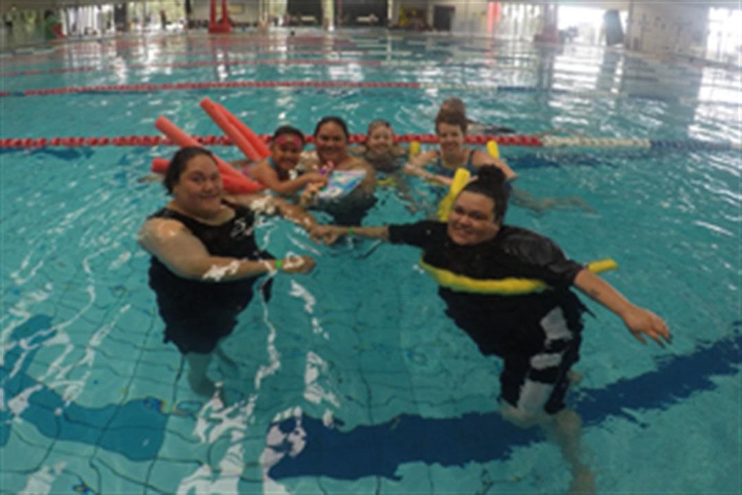 Women 39 S Swim Night Maribyrnong City Council