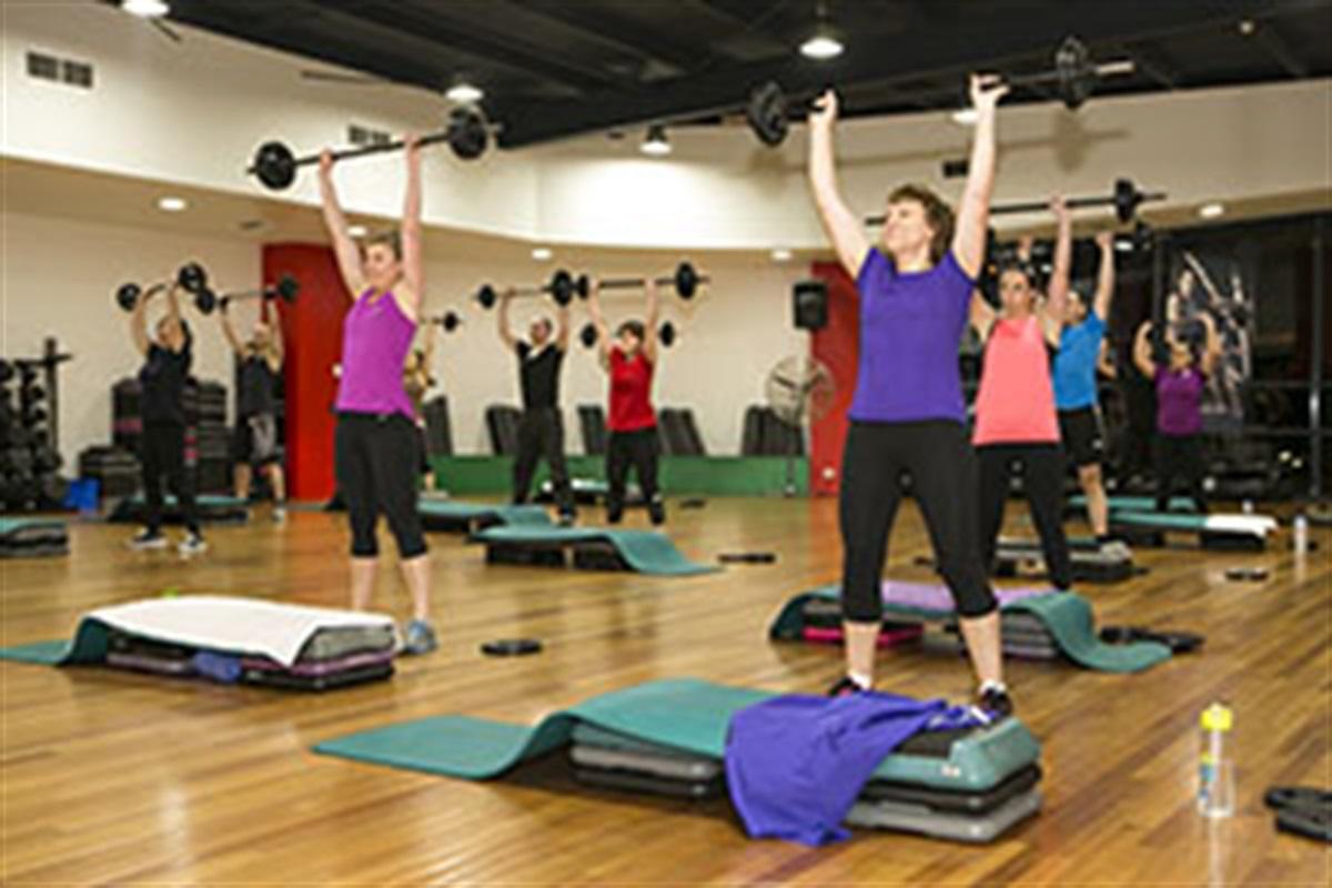 Group Fitness Classes Maribyrnong City Council