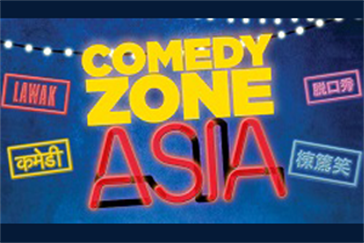 Comedy zone asia logo
