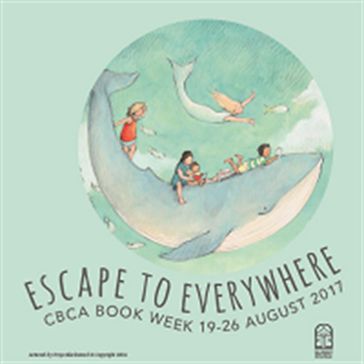 Maribyrnong Victoria: CBCA Children's Book Week