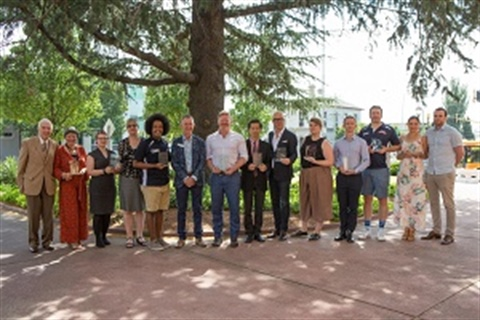 2019 Civic Awards recipients
