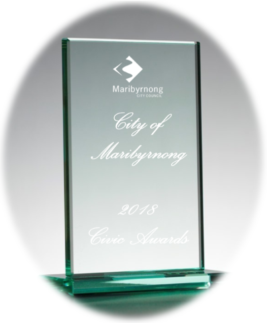 Maribyrnong Victoria: 2018 Civic Awards
