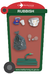General waste bin image