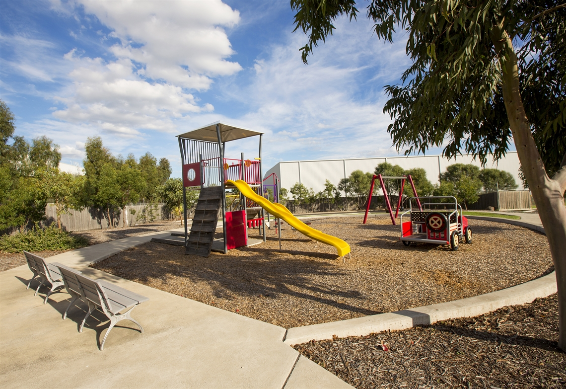 Airforce Avenue Reserve playground