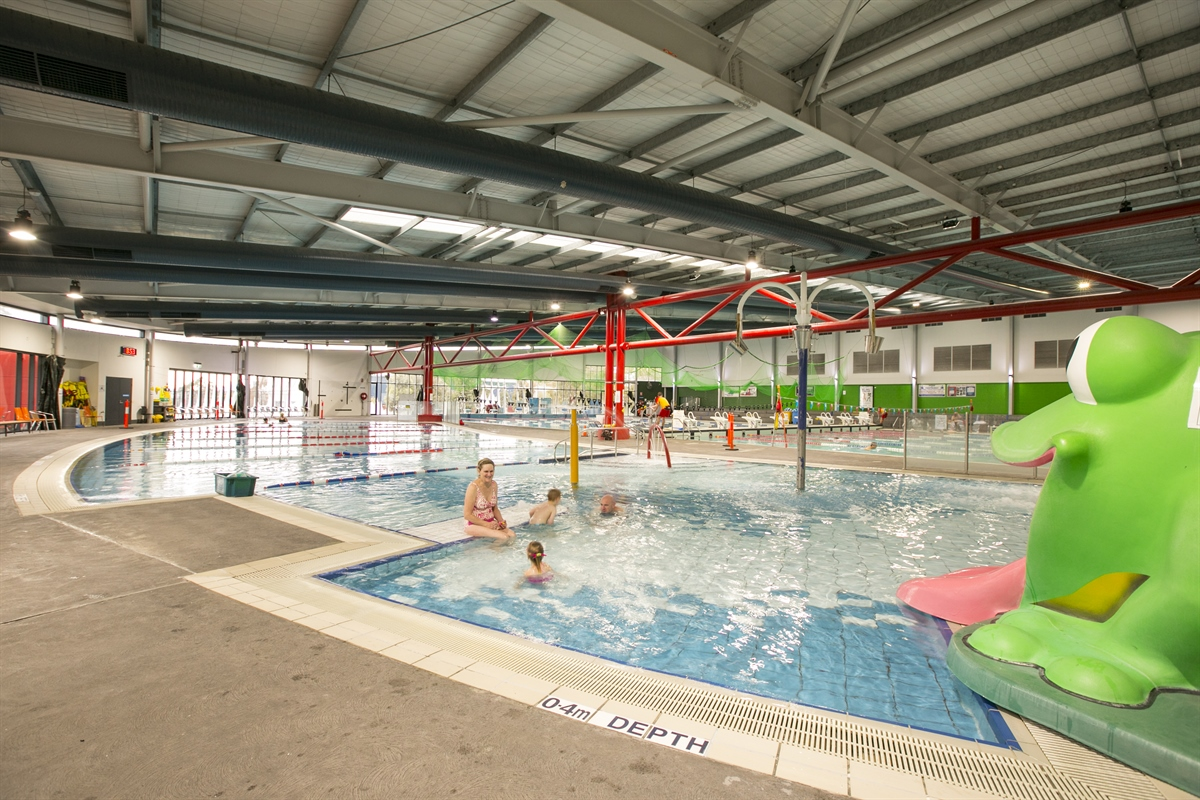 Pool Facilities Maribyrnong City Council