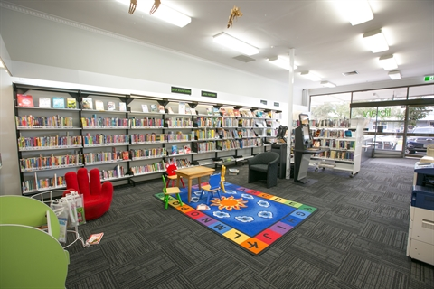 Yarraville Library